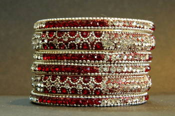 New fashion sparkly and bright Bangle