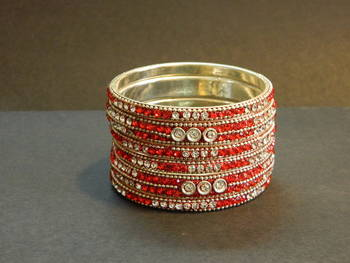 Hot sale love forever RED bangle