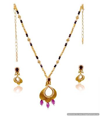 Kshitij Charming Necklace Set