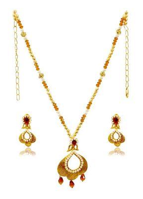 Kshitij Charming Necklace Set