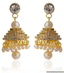 Buy Kshitij Chandelier Pearl Earrings Earring online