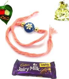 Buy Best offers on Rakhi buy online rakhi-with-chocolate online