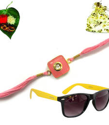 Buy Royal Jewel Rakhi with Gifts gifts-for-brother online