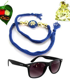 Buy Jewel Rakhi with Shades gifts-for-brother online