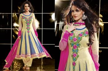 Designer Dress Material Swarg 10