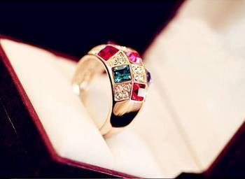 Multicolor Wonder Ring