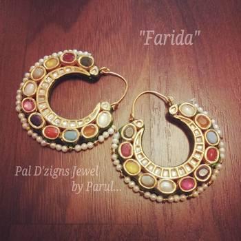 Farida - Earing