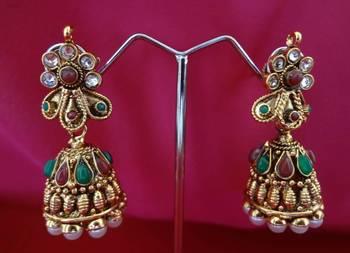 Jadui Jhumka Design 3