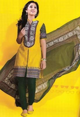 Dress Material Cotton Designer Prints Unstitched Salwar  Kameez  Suit D.No 1704