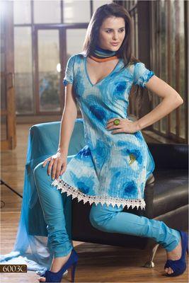 Designer Dress Material MASALA 6003 C