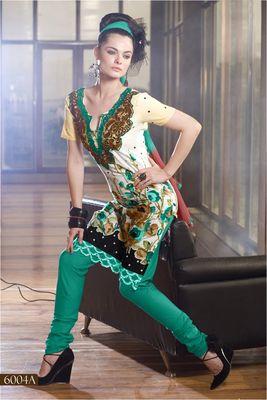 Designer Dress Material MASALA 6004 A