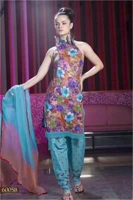 Designer Dress Material MASALA 6005 B