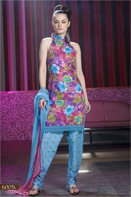 Designer Dress Material MASALA 6005 C