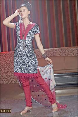 Designer Dress Material MASALA 6006 D