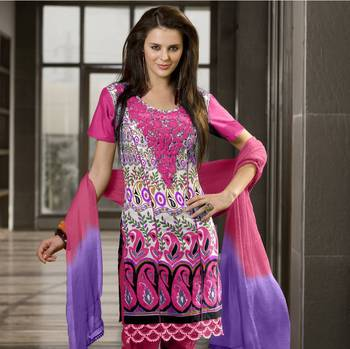 Designer Dress Material MASALA 6007 B
