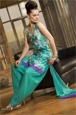 Designer Dress Material MASALA 6009 A