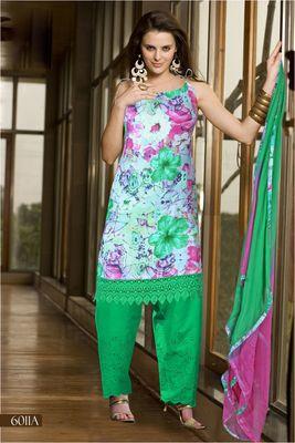 Designer Dress Material MASALA 6011 A