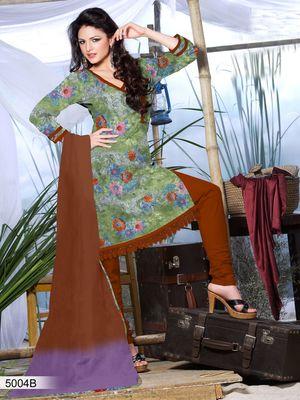 Designer Dress Material DRAPE 5004 B
