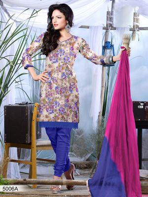 Designer Dress Material DRAPE 5006 A