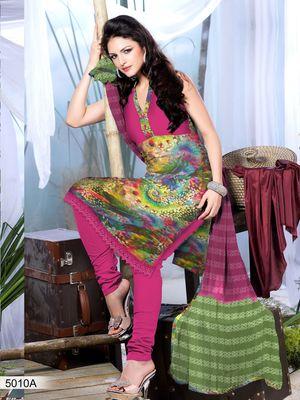 Designer Dress Material DRAPE 5010 A