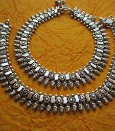 Buy Oxidized Payal/Anklet anklet online