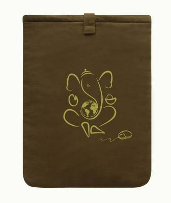 Clean Planet The Ganesha Charm Tablet Sleeve