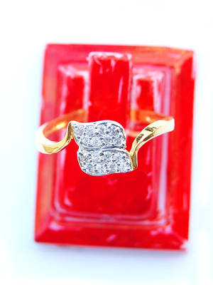 Lovely AD Finger Ring