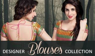 Designer blouses main