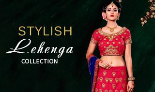 Stylish lehengas main